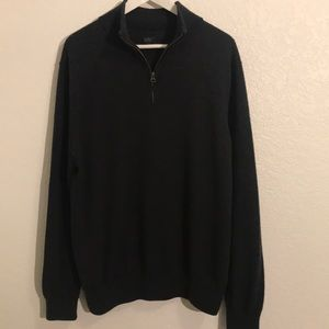 J.Crew men's merino wool sweater